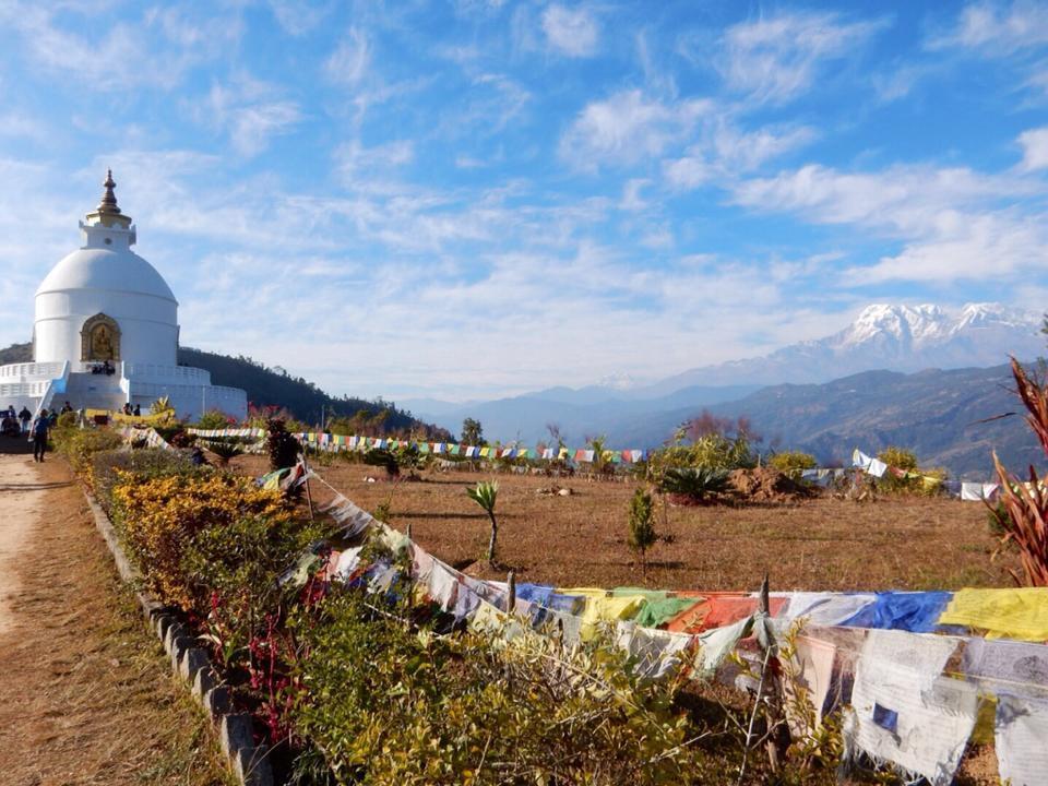 Vredestupa Pokhara