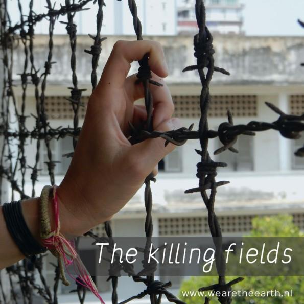 Cambodja killing fields