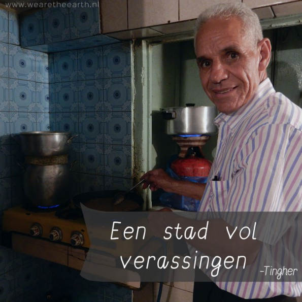 een stad vol verassingen