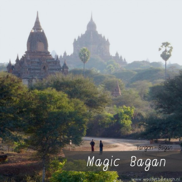 Magic Bagan
