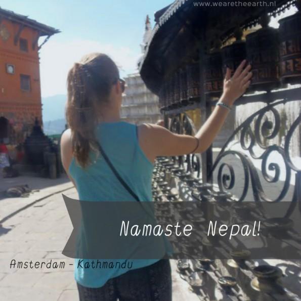 Namaste Nepal!