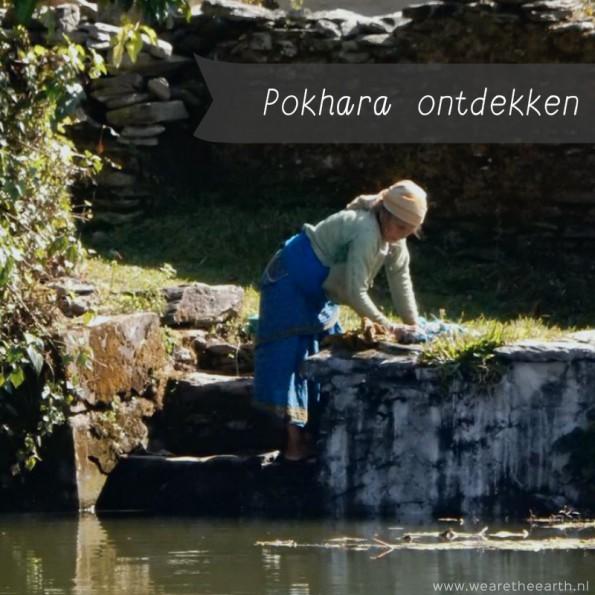 Pokhara ontdekken