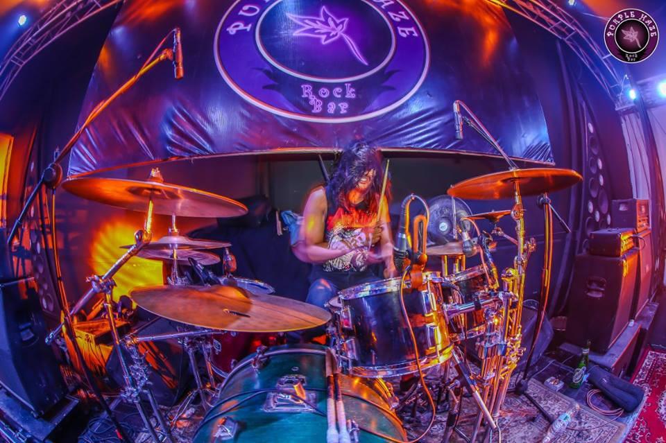 photo credits; Purple Haze
